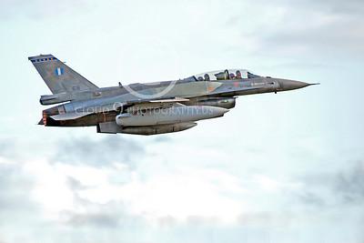 F-16Forg 00070 Lockheed Martin F-16 Fighting Falcon Hellenic Air Force by Alasdair MacPhail