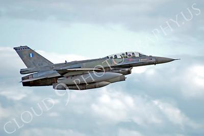 F-16Forg 00046 Lockheed Martin F-16 Fighting Falcon Hellenic Air Force by Alasdair MacPhail