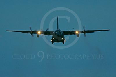 C-130USAF 00024 Lockheed C-130 Hercules USAF by Peter J Mancus