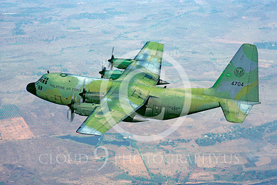 C-130Forg 00068 Lockheed C-130 Hercules Philippine Air Force June 2005 via African Aviation Slide Service