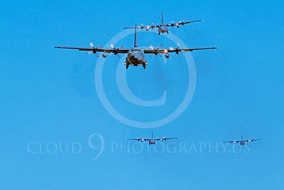 C-130USAF 00104 Lockheed C-130 Hercules USAF December 2001 by Peter J Mancus