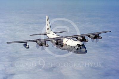 C-130USMC 00036 Lockheed KC-130 Hercules USMC VMGR-352 by Peter J Mancus
