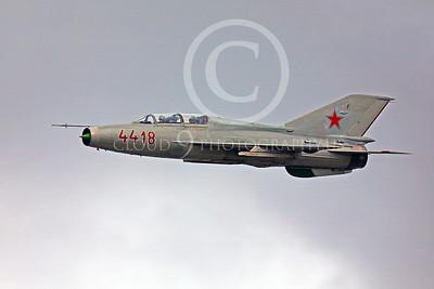 WB - MiG-21U 00002 Mikoyan-Guryevich MiG-21U Mongol Soviet Union Air Force by Peter J Mancus