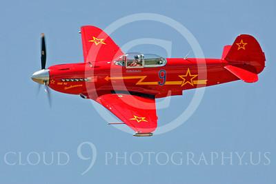WB - YAK-9 00020 Yakovlev YAK-9 Barbarossa by Peter J Mancus