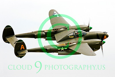 WB - Lockheed P-38 Lightning 00030 Lockheed P-38 Lightning Porky II by Peter J Mancus