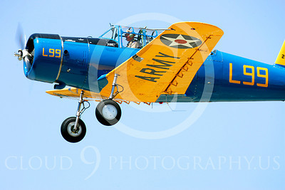 WB - Vultee BT-13 Valiant 00008 Vultee BT-13 Valiant by Peter J Mancus