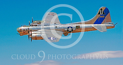 WSP-MA 00371 Boeing B-17G Flying Fortress Sentimental Journey by Carl E Porter