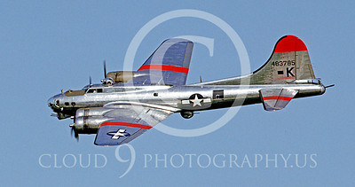 WSP-MA 00264 Boeing B-17G Flying Fortress by Peter J Mancus