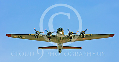 WSP-MA 00116 Boeing B-17G Flying Fortress by Peter J Mancus