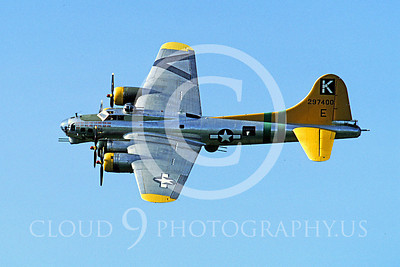 WB - B-17 00038 Boeing B-17G Flying Fortress Fuddy Duddy by Peter J Mancus