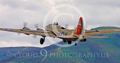WSP-MA 00324 Boeing B-17G Flying Fortress by Peter J Mancus