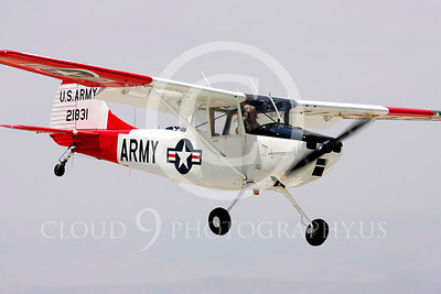 WB - Cessna 0-1 Bird Dog 00002 Cessna 0-1Bird Dog US Army by Peter J Mancus