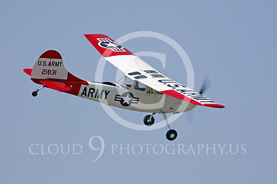 WB - Cessna 0-1 Bird Dog 00004 Cessna 0-1Bird Dog US Army by Peter J Mancus