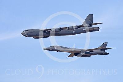 B-52 00040 B-52 Stratofortress and B-1Lancer by Peter J Mancus