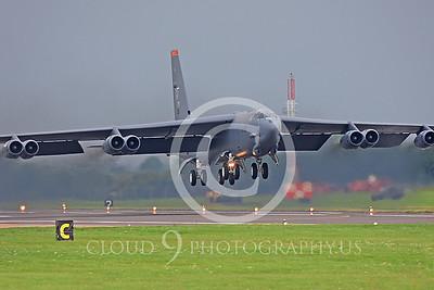 B-52 00094 Boeing B-52H Stratofortress USAF by Peter J Mancus
