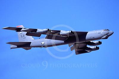 B-52 00006 Boeing B-52H Stratofortress USAF by Peter J Mancus