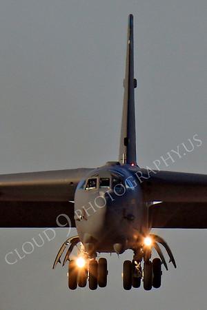B-52 00118 Boeing B-52H Stratofortress USAF by Peter J Mancus