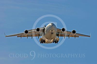 C-17Forg 00010 Boeing C-17 Globemaster III British RAF by Peter J Mancus