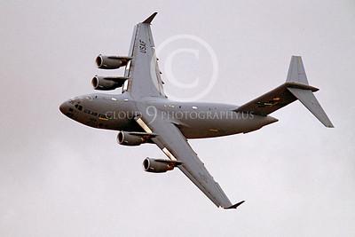 C-17USAF 00122 Boeing C-17 Globemaster III USAF by Peter J Mancus