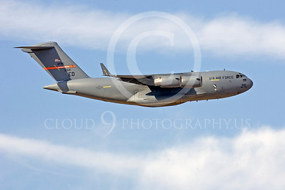 C-17USAF 00140 Boeing C-17 Globemaster III USAF 33121 Edwards ED by Peter J Mancus