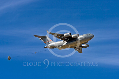 C-17USAF 00146 Boeing C-17 Globemaster III USAF 33121 Edwards ED by Peter J Mancus