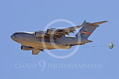 C-17USAF 00136 Boeing C-17 Globemaster III USAF 33121 Edwards ED by Peter J Mancus