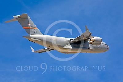 C-17USAF 00130 Boeing C-17 Globemaster III USAF 33121 Edwards ED by Peter J Mancus