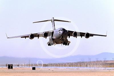 C-17USAF 00112 Boeing C-17 Globemaster III USAF 70025 ED Edwards AFB November 2003 by Peter J Mancus