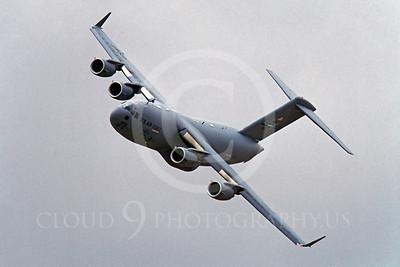 C-17USAF 00118 Boeing C-17 Globemaster III USAF by Peter J Mancus