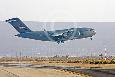 C-17USAF 00144 Boeing C-17 Globemaster III USAF 33121 Edwards ED by Peter J Mancus