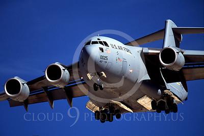 C-17USAF 00116 Boeing C-17 Globemaster III USAF 70025 ED Edwards AFB November 2003 by Peter J Mancus