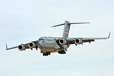 C-17USAF 00174 Boeing C-17 Globemaster III USAF 33121 Edwards ED by Peter J Mancus