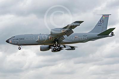 KC-135USAF 00046 Boeing KC-135R USAFE 38025 by Alasdair MacPhail