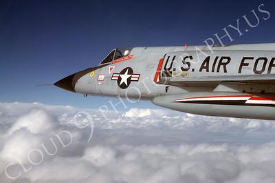 F-106USAF 00066 Convair F-106A Delta Dart USAF 84th FIS by Peter J Mancus
