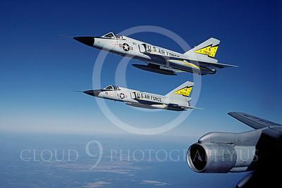 F-106USAF 00002 Convair F-106A Delta Dart USAF 70243 5th FIS Spitten Kitten by Peter J Mancus