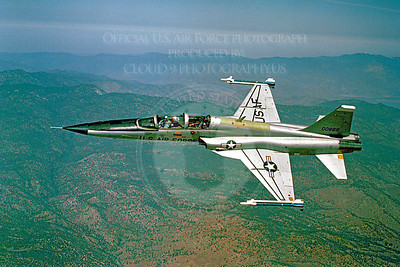 F-5USAF 00008 Northrop F-5F Freedom Fighter USAF 00889 Official USAF photograph produced by Peter J Mancus