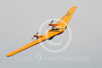 WB - Northrop N9MB Flying Wing 00002 by Peter J Mancus
