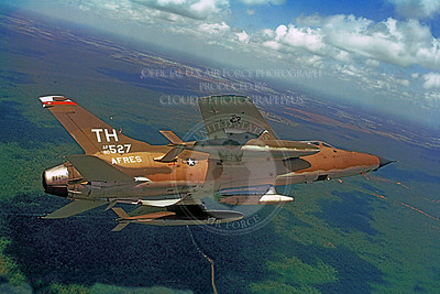 F-105USAF 00004 Republic F-105 Thunderchief USAF 60527 Official USAF photograph produced by Cloud 9 Photography
