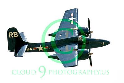 WB - Grumman F7F Tigercat 00016 Grumman F7F Tigercat by Peter J Mancus