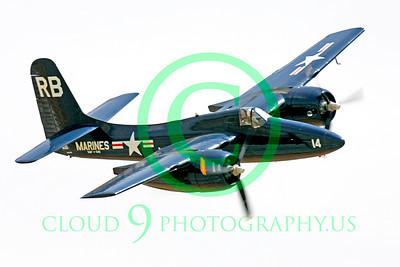 WB - Grumman F7F Tigercat 00018 Grumman F7F Tigercat by Peter J Mancus