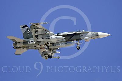 McDonnell Douglas F-18C - USN 00032 McDonnell Douglas F-18C Hornet US Navy FIGHTING OMARS by Paul Ridgway