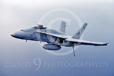 F-18USMC 00088 McDonnell Douglas F-18A Hornet USMC VMFA-531 by Peter J Mancus