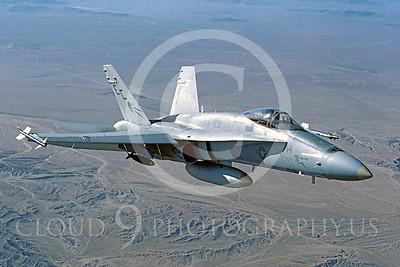 F-18USMC 00074 McDonnell Douglas F-18A Hornet USMC VMFA-531 by Peter J Mancus