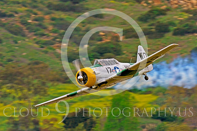 WB - North American SNJ Texan 00018 North American SNJ Texan US Marine Corps trainer warbird War Dog by Peter J Mancus