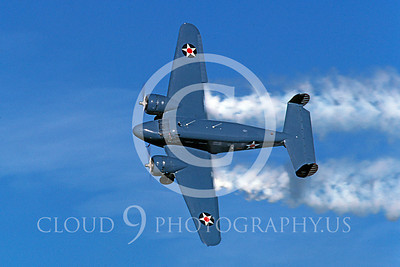WB - Beech C-45 Expeditor 00004 Beech C-45 Expeditor by Peter J Mancus