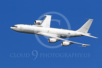 E-6 00004 A US Navy Boeing E-6 Mercury in flight at a US Naval Centennial airshow, by Peter J Mancus