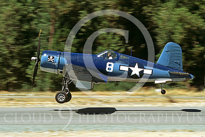 WB - Chance Vought F4U Corsair 00062 Chance Vought F4U Corsair by Peter J Mancus