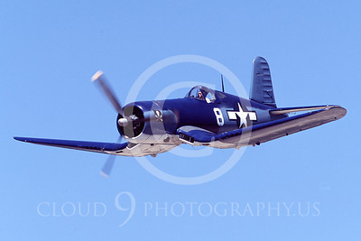 WB - Chance Vought F4U Corsair 00032 Chance Vought F4U Corsair by Peter J Mancus