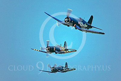 WB - Chance Vought F4U Corsair 00028 Chance Vought F4U Corsair by Stephen W D Wolf