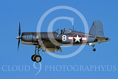 WB - Chance Vought F4U Corsair 00060 Chance Vought F4U Corsair by Stephen W D Wolf